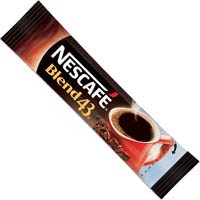 NESCAFE BLEND 43 COFFEE 1.7GM STICK PACK 1000