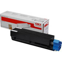 OKI 44992406 TONER CARTRIDGE BLACK