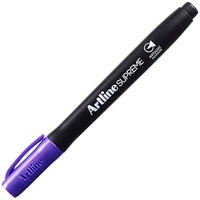 ARTLINE SUPREME METALLIC MARKER BULLET 1.00MM PURPLE