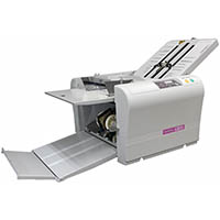 SUPERFAX PF-440 FOLDER WITH BATCH COUNTER