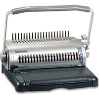 QUPA S100 COMB BINDING MACHINE