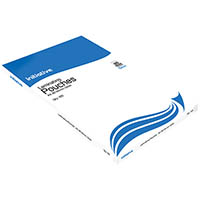 INITIATIVE LAMINATING POUCH 80 MICRON A4 CLEAR PACK 100