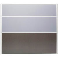 RAPID SCREEN 1500 X 1650MM GREY