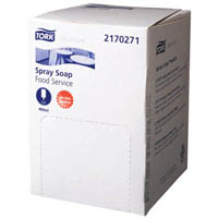 TORK S8A FOODSERVICE SPRAY SOAP 400ML