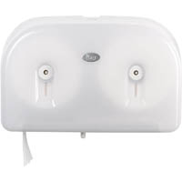 LIVI DOUBLE JUNIOR JRT TOILET ROLL DISPENSER