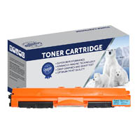 COMPATIBLE HP CF351A NO.130 TONER CARTRIDGE CYAN