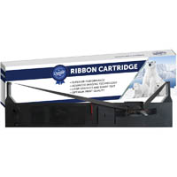 COMPATIBLE EPSON C13S015055 PRINTER RIBBON BLACK