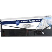 COMPATIBLE EPSON C13S015086 PRINTER RIBBON BLACK