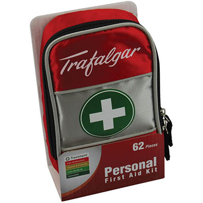 TRAFALGAR GENERAL FIRST AID KIT SOFT PACK
