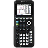 TEXAS INSTRUMENTS TI84 PLUS CE COLOUR GRAPHING CALCULATOR