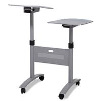 VISIONCHART DUO PROJECTOR AND LAPTOP STAND