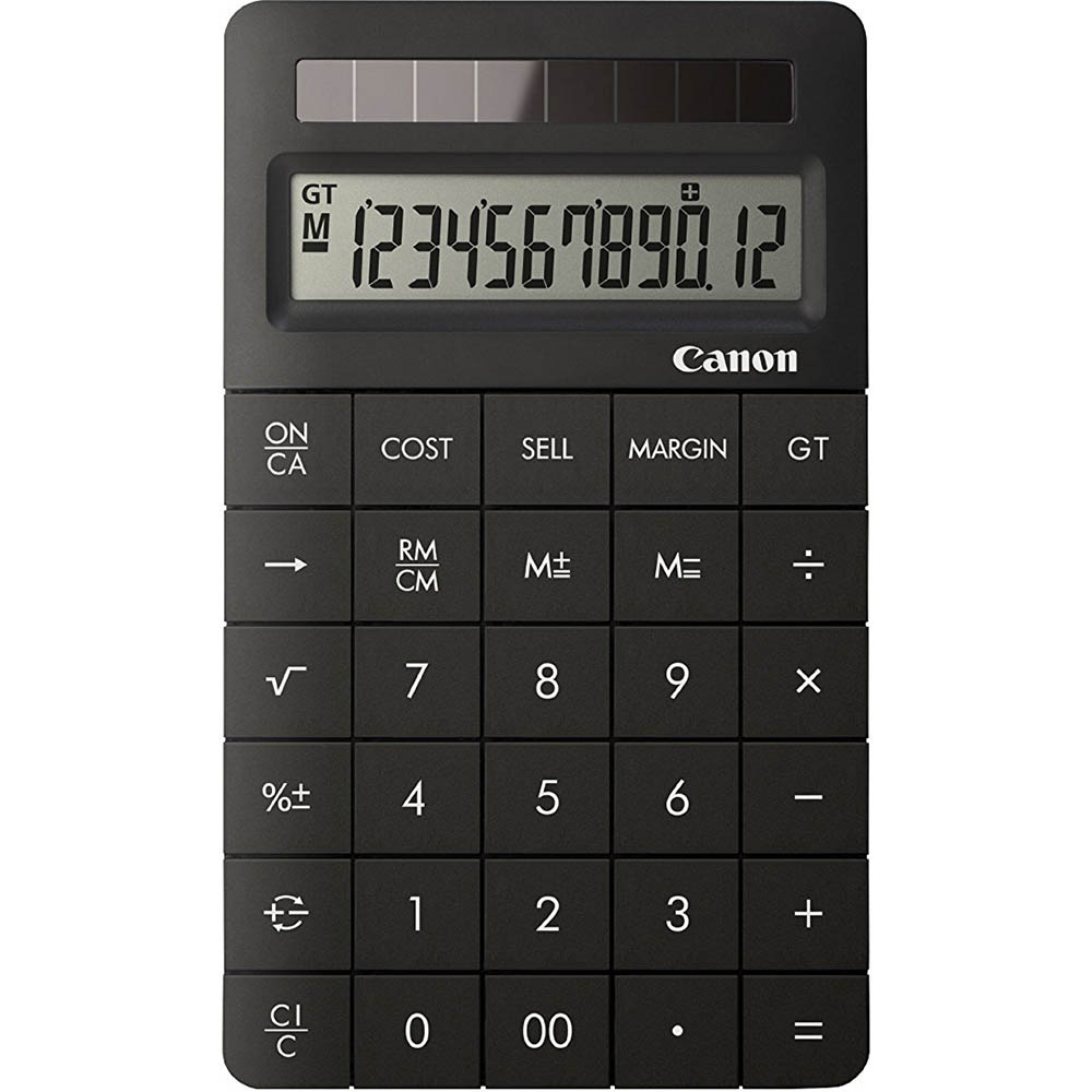 Canon Xmark2 Desktop Calculator Prime Office Supplies