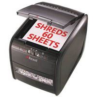 REXEL AUTO+60 HOME SHREDDER