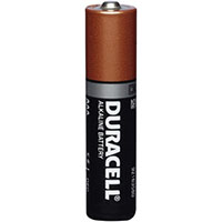 DURACELL MN2400 ALKALINE BATTERY COPPERTOP AAA
